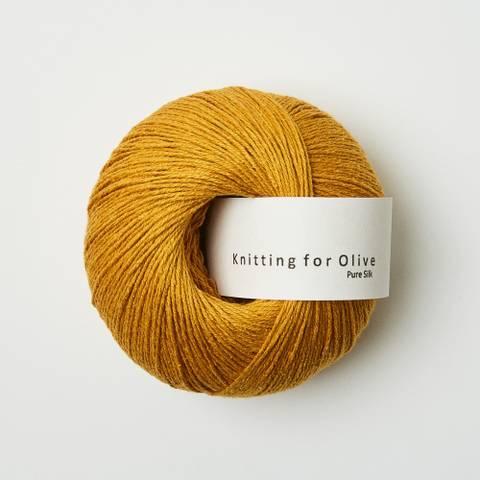 Bilde av Solsikke - Knitting for Olive, Pure Silk