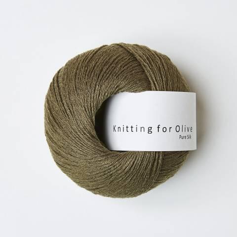 Bilde av Oliven - Knitting for Olive, Pure Silk