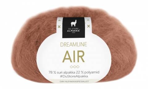 Bilde av 309 Terracotta - Du Store Alpakka, Dreamline Air