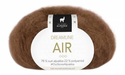 Bilde av 310 Varmbrun - Du Store Alpakka, Dreamline Air