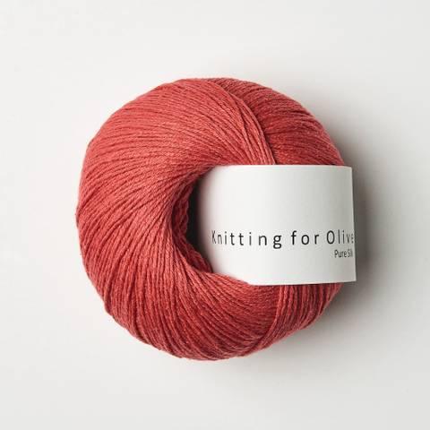 Bilde av Vandmelon - Knitting for Olive, Pure Silk