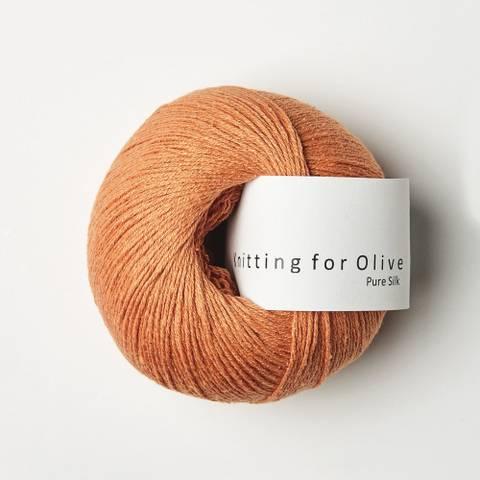 Bilde av Mandarin - Knitting for Olive, Pure Silk