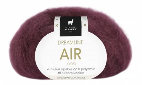 Bilde av 315 Bordeaux - Du Store Alpakka, Dreamline Air