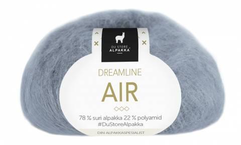 Bilde av 323 Lys Denim - Du Store Alpakka, Dreamline Air