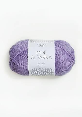 Bilde av 5043 Lilla - Sandnes Garn, Mini Alpakka