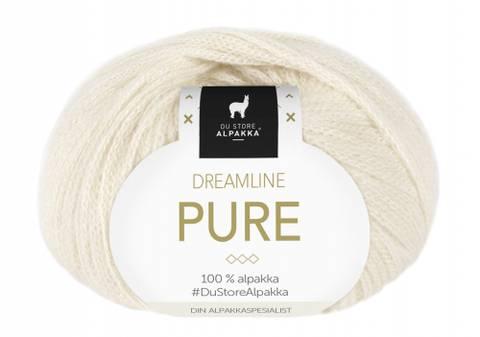Bilde av 404 Natur - Du Store Alpakka, Dreamline Pure