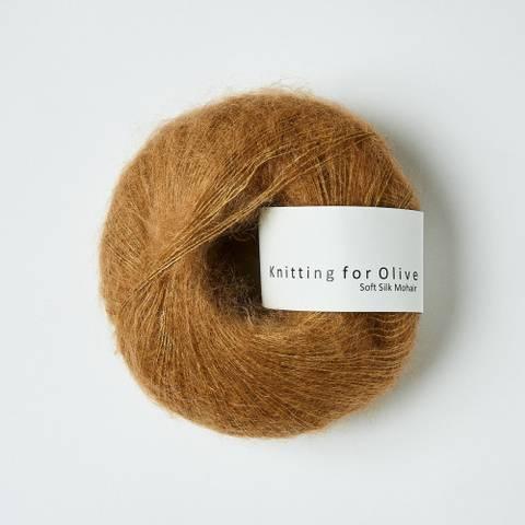 Bilde av Karamel - Knitting for Olive, Soft Silk Mohair