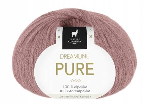 Bilde av 409 Dus Rose - Du Store Alpakka, Dreamline Pure