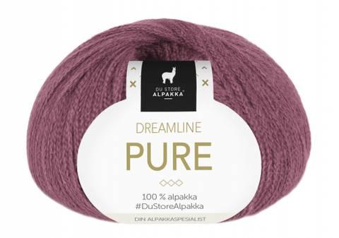 Bilde av 410 Lyng - Du Store Alpakka, Dreamline Pure