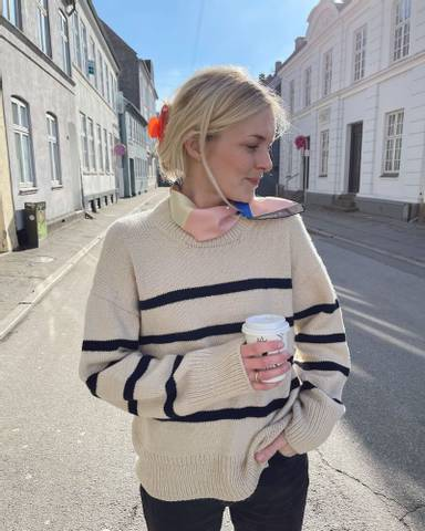 Bilde av  Marseille Sweater - Petiteknit