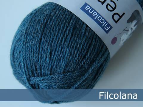 Bilde av Storm blue melange 814 - Filcolana, Pernilla