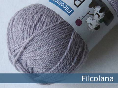 Bilde av Lavender grey melange 815 - Filcolana, Pernilla