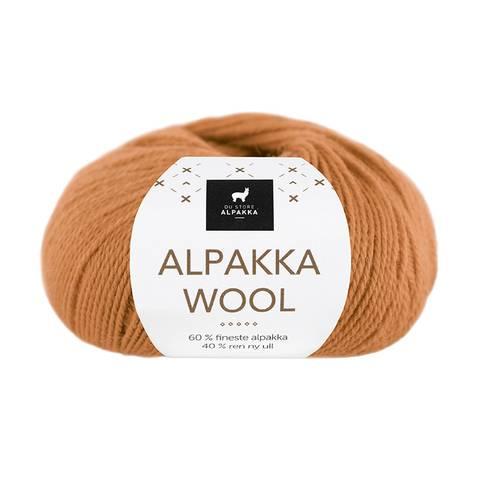 Bilde av 543 Honninggul - Du Store Alpakka, Alpakka Wool
