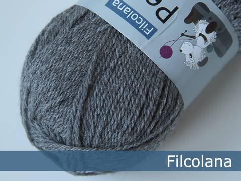 Bilde av Medium grey melange 955 - Filcolana, Pernilla