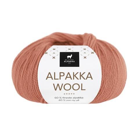 Bilde av 544 Dus Aprikos - Du Store Alpakka, Alpakka Wool