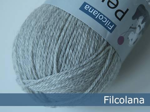 Bilde av Very light grey melange 957 - Filcolana, Pernilla