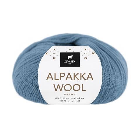Bilde av 547 Lys Denim - Du Store Alpakka, Alpakka Wool