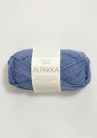 Bilde av 5834 Lavendel - Sandnes Garn, Alpakka