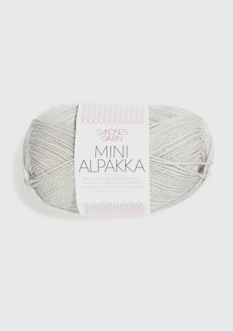 Bilde av 2320 Kalk - Sandnes Garn, Mini Alpakka