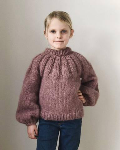 Bilde av Sunday Sweater Junior - Petiteknit
