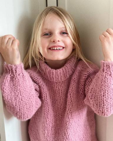 Bilde av Louisiana Sweater Junior - Petiteknit