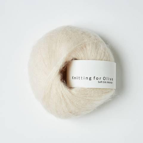 Bilde av Sky - Knitting for Olive, Soft Silk Mohair