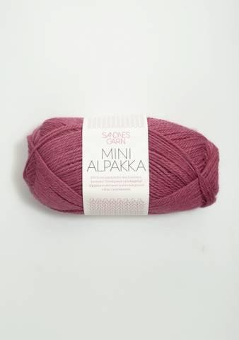 Bilde av 4644 Plomme - Sandnes Garn, Mini Alpakka