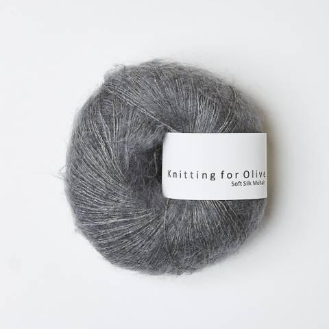 Bilde av Bly - Knitting for Olive, Soft Silk Mohair