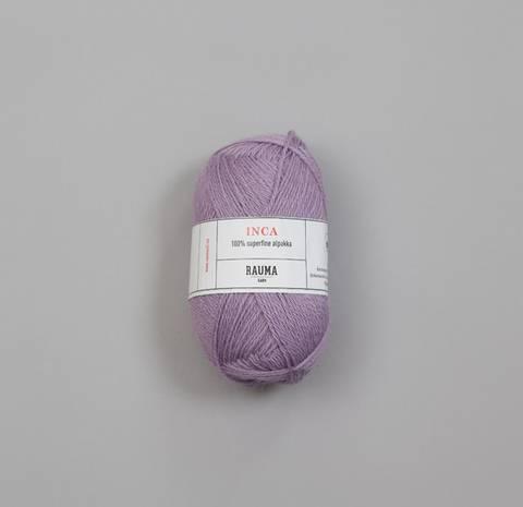 Bilde av 638 Lavendel - Rauma Garn, Inca Alpakka