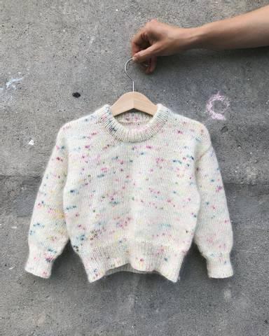 Bilde av Stockholmgenser Junior - Petiteknit