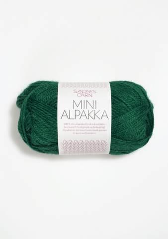 Bilde av 7755 Smaragd - Sandnes Garn, Mini Alpakka