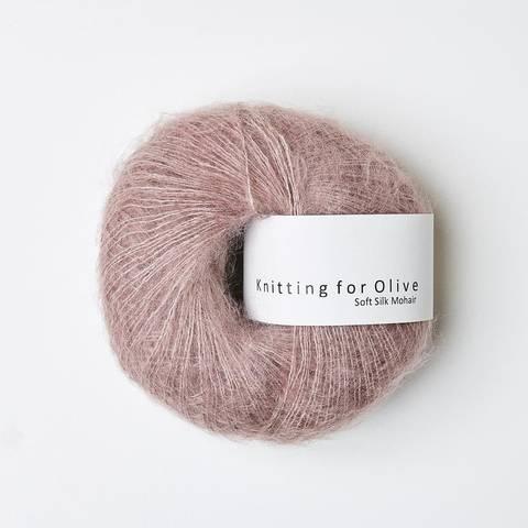 Bilde av Gammelrosa - Knitting for Olive, Soft Silk Mohair