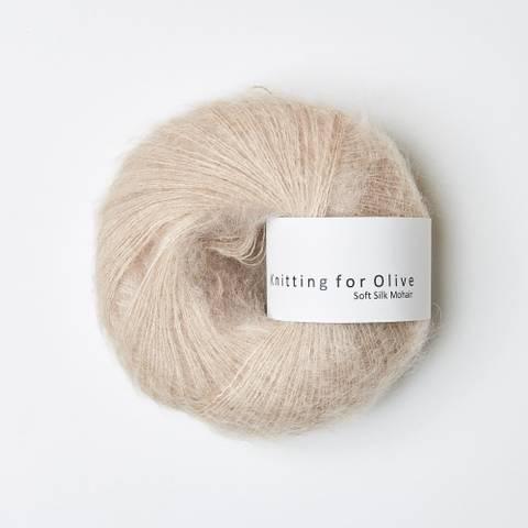 Bilde av Pudder - Knitting for Olive, Soft Silk Mohair