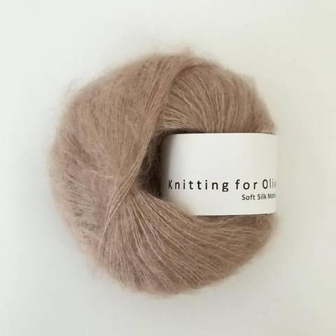 Bilde av Champignonrosa - Knitting for Olive, Soft Silk