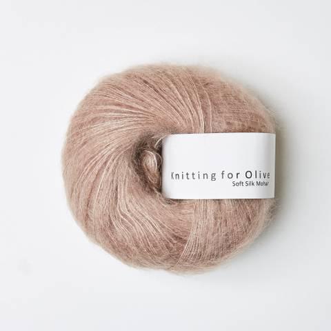 Bilde av Rosa Ler - Knitting for Olive, Soft Silk Mohair