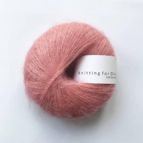 Bilde av Flamingo - Knitting for Olive, Soft Silk Mohair