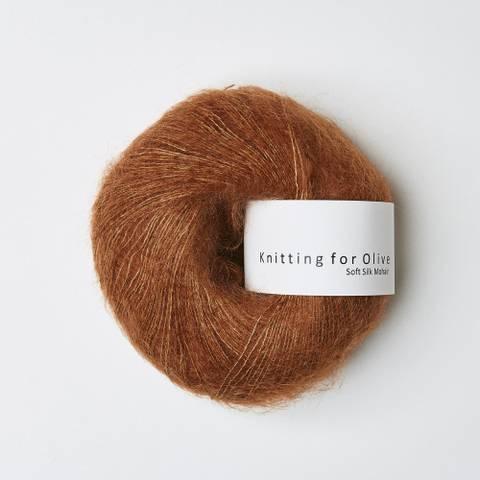 Bilde av Kobber - Knitting for Olive, Soft Silk Mohair