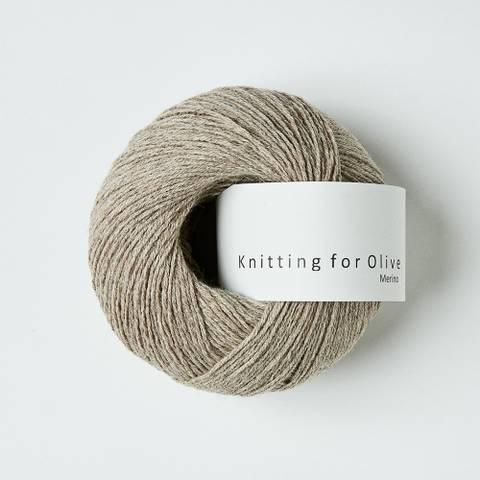 Bilde av Havregryn - Knitting for Olive, Merino