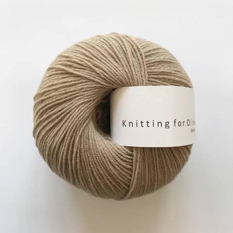 Bilde av Trenchcoat - Knitting for Olive, Merino