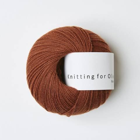 Bilde av Rust - Knitting for Olive, Merino