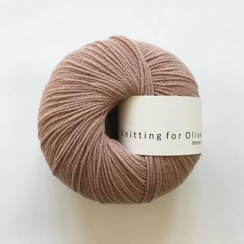 Bilde av Rosa Ler - Knitting for Olive, Merino