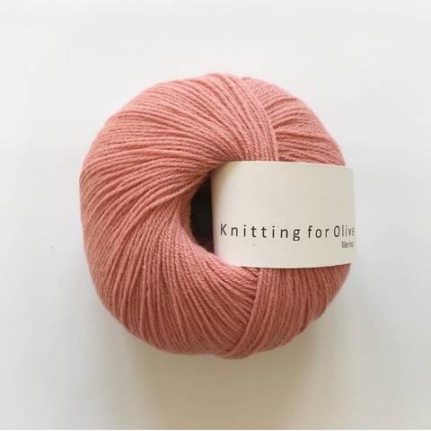 Bilde av Flamingo - Knitting for Olive, Merino