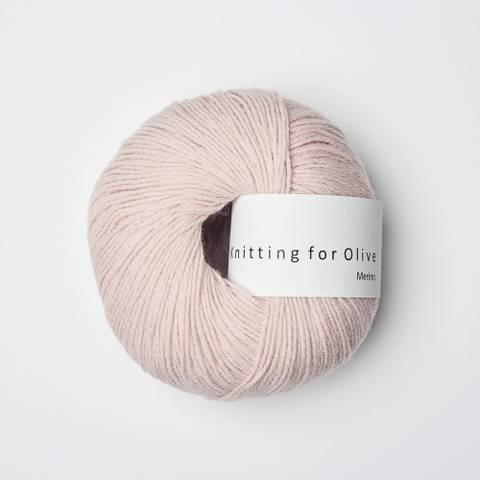 Bilde av Pudderrosa - Knitting for Olive, Merino