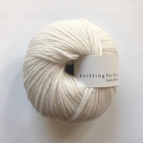 Bilde av Lammehvid - Knitting for Olive, Double Soft