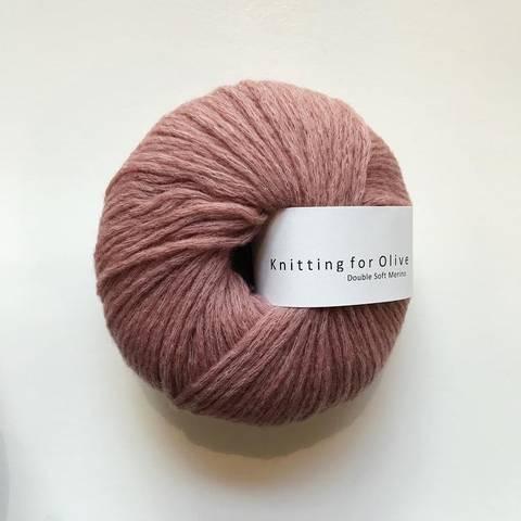 Bilde av Blommerosa - Knitting for Olive, Double Soft