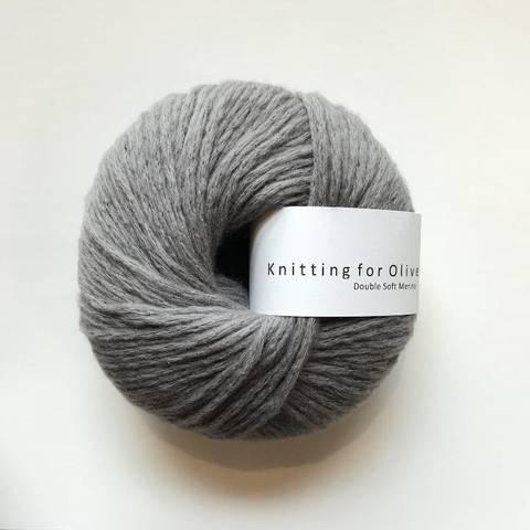Bilde av Bly - Knitting for Olive, Double Soft Merino