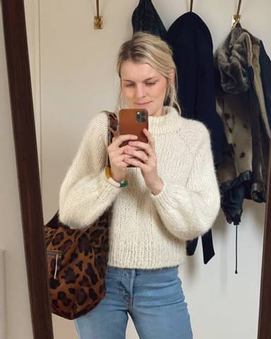 Bilde av Louisiana Sweater - Petiteknit