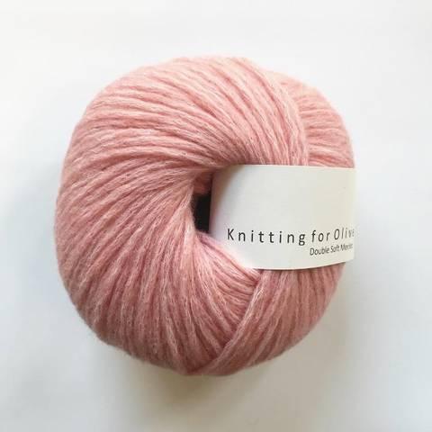 Bilde av Flamingo - Knitting for Olive, Double Soft Merino
