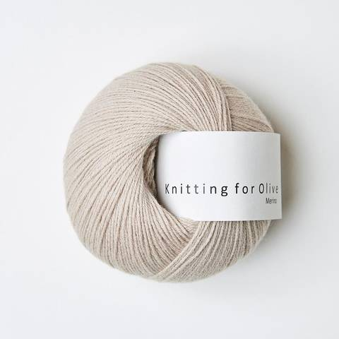 Bilde av Pudder - Knitting for Olive, Merino