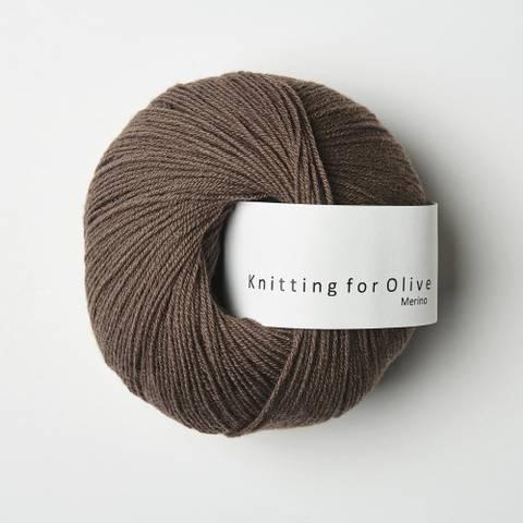 Bilde av Blomme Ler - Knitting for Olive, Merino